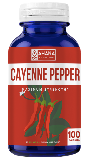Cayenne Pepper Pills