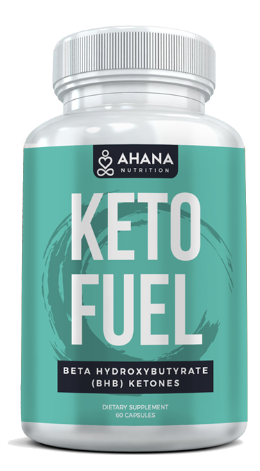 Keto Fuel - Instant Ketosis Fat Burner Supplement