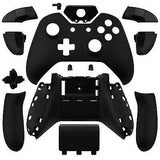 Xbox One Matte Black Wireless Controller Shell