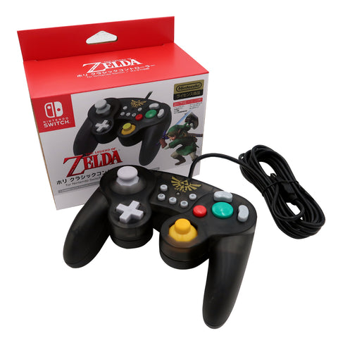 Hori Wired classic Gamecube Controller for Switch and PC