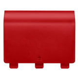 Red Xbox One Controller Battery Cover