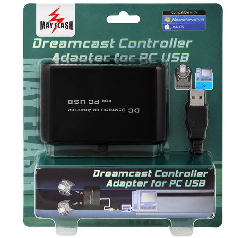 Dreamcast to USB Controller Adapter