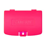 Nintendo Gameboy Pink Battery Cover Door