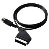 Genesis RGB Euro SCART Cable