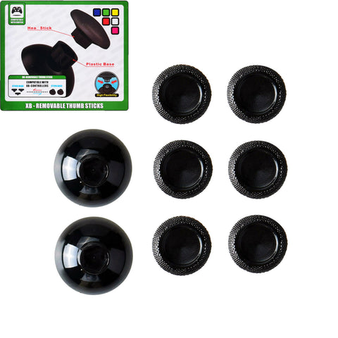 8 in 1 Removable Thumb Stick for the Xbox One Black