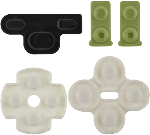 Playstation 3 Replacement Conductive Rubber Pads for the Controllers