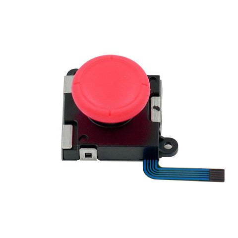Red Analog Joystick for the Nintendo Switch
