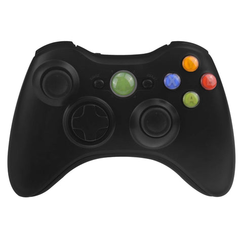 Xbox 360 Matte Black Wireless Controller Shell