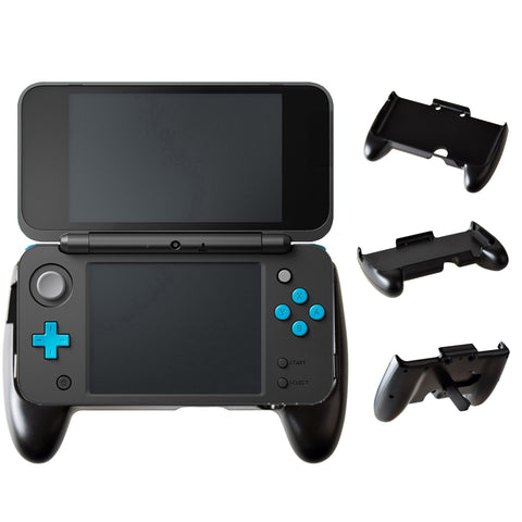 Black Comfort Grip Holder for the new Nintendo 2DS XL