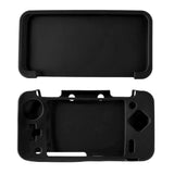 Black Soft Silicon Protective Case Skin for the new Nintendo 2DS XL