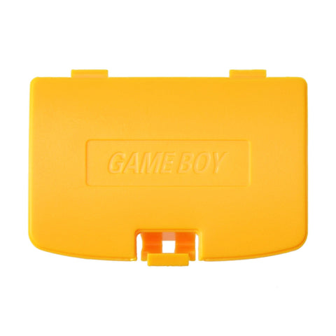 Nintendo Gameboy Yellow Battery Cover Door