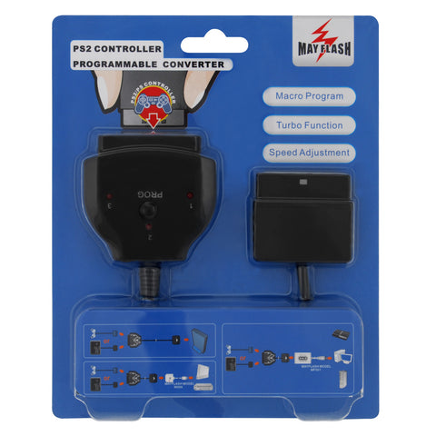 Mayflash PS2 controller upgrade adapter