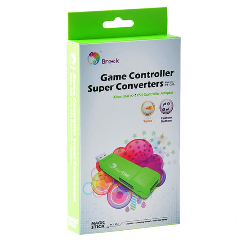 Xbox 360 Controller to PS4 Adapter
