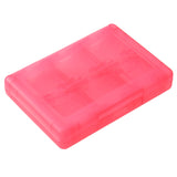 28 in 1 Game Card Storage Case for Nintendo 3DS Pink
