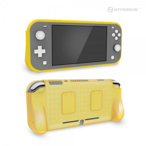 Protective Grip Case for Nintendo Switch Lite - Yellow