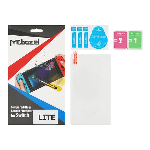 Mcbazel Tampered Glass Screen Protector for Switch Lite