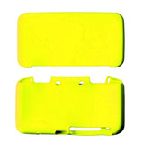 Yellow Soft Silicon Protective Case Skin for the new Nintendo 2DS XL