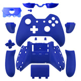Xbox One Matte Blue Wireless Controller Shell with Audio jack