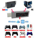 Mayflash Adapter for PS3 PS4 Xbox 360 One Controller to Nintendo Switch