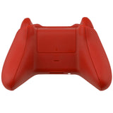 Xbox One Matte Red Wireless Controller Shell with Audio jack