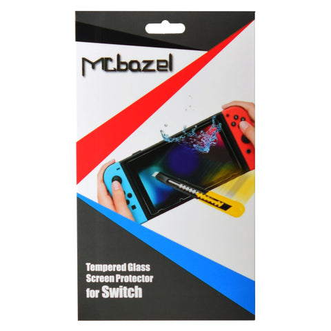 Ultra Clear 9H HD Tempered Glass Front Screen Protector for the Nintendo Switch