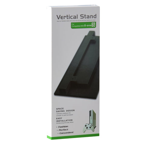 Xbox One Slim Black Vertical Stand