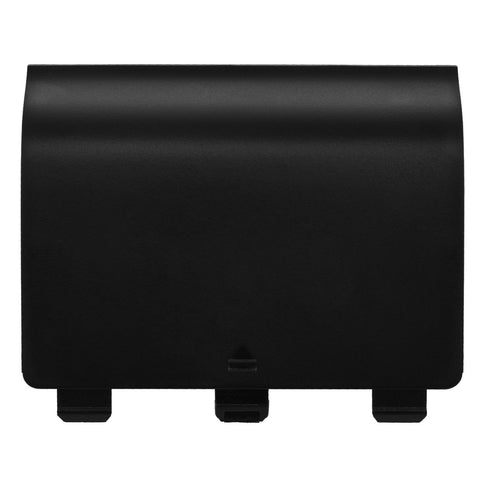 Xbox One Black Wireless Controller Battery Cover
