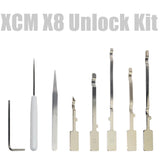 Xbox 360 Slim X8 Case Unlock Kit