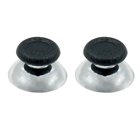 Silver Chrome Plated Analog Thumbsticks for the PS4 DS4