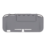 TPU Protective Silicon Sleeve for the Nintendo Switch Lite - Gray