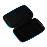 EVA Protective Carrying Case for the new Nintendo 2DS XL with screen protectors and stylus