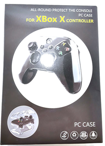 Crystal Controller Case for the Xbox Series X Controller Clear