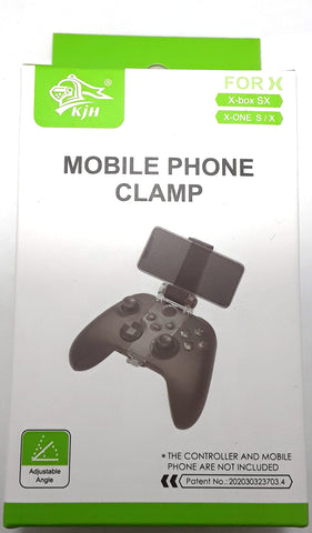 Phone Clip / Mount for the Xbox One/S/X Controller