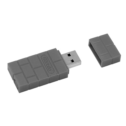 8Bitdo Wireless Bluetooth Adapter for PS Classic/Switch/PC/MacOS/RaspberryPie