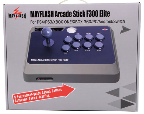 Mayflash F300 Elite Arcade Stick