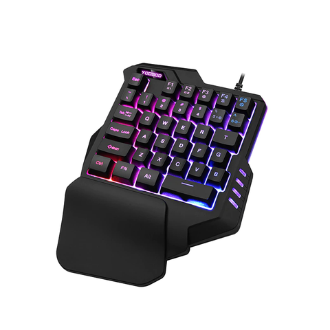 G62 USB Gaming Keyboard RGB Backlit