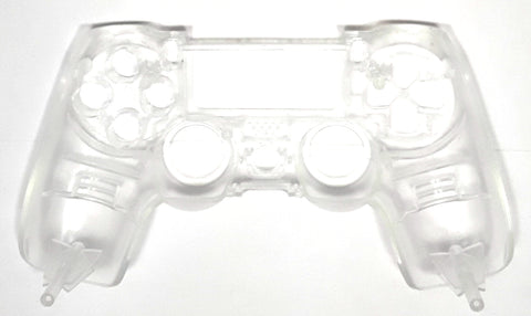 Playstation 4 Clear Shell Housing for the Dualshock Controller