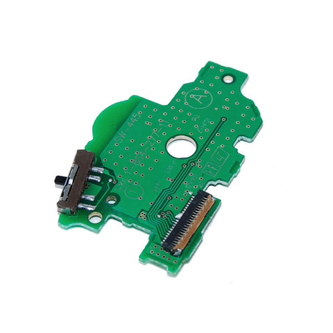 Replacement On Off switch PCB for the Sony PSP 1000
