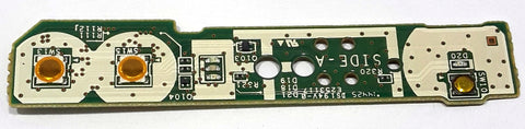 Original Pull Power Switch PCB Board Replacement for Wii U Console