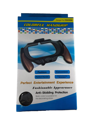 Plastic Hand Grip Handle Support For Vita 2000 Black