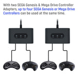 Mayflash Sega Genesis and MD Controller Adapter for the Nintendo Switch and PC