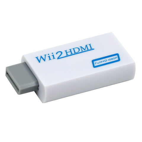 Wii Audio/Video Converter to HDMI