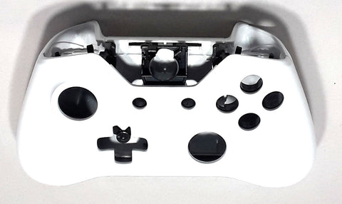 White Controller Shell Compatible with the Xbox One 3.5mm Controller