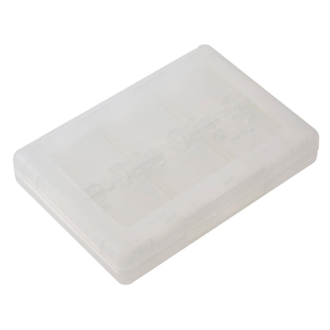 28 in 1 Game Card Storage Case for Nintendo 3DS White