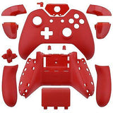 Xbox One Matte Red Wireless Controller Shell