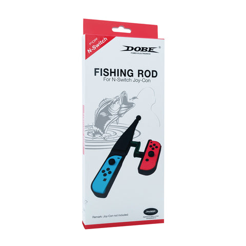 Dobe Fishing Rod for the Nintendo Switch Joycon Controllers