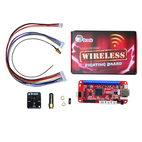 Brook Wireless Fight Board for the PS3/PS4/Switch/PC