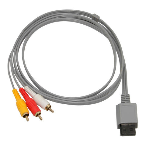Audio Video Cable for Nintendo WII