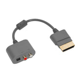 L/R Optical Audio Adapter for Xbox 360
