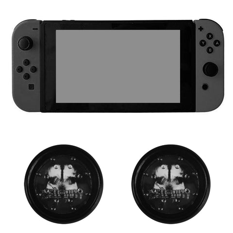 Project Design Jelly Procap for Nintendo Switch Analog Sticks Ghost Design